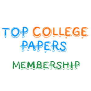 top college papers membership