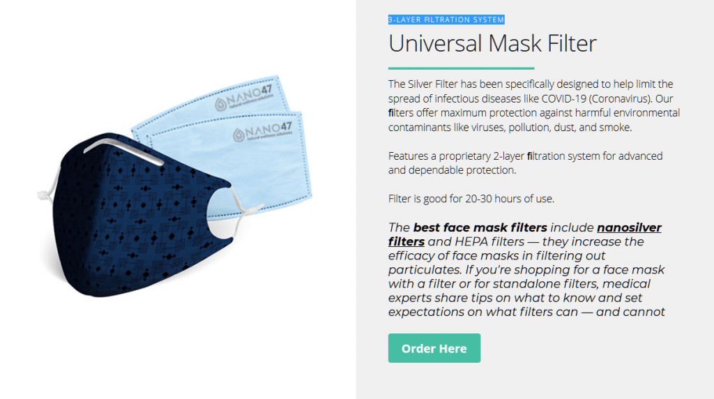 colloidal-silver-face-mask-with-colloidal-silver-mask-filters