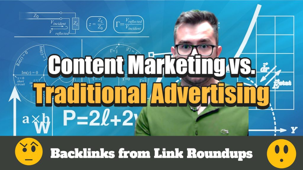 Content Marketing vs. Traditional Advertising