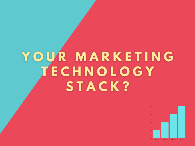 Your Marketing Technology Stack?