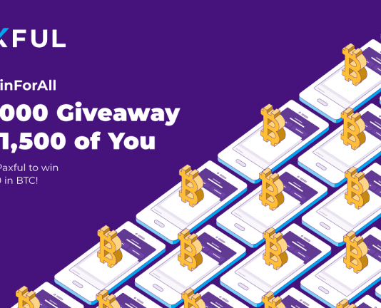 Paxful Celebrates the Real Reasons People Use Bitcoin Everyday With #BitcoinForAll Giveaway