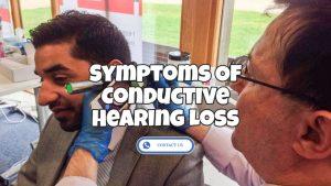 conductive hearing loss